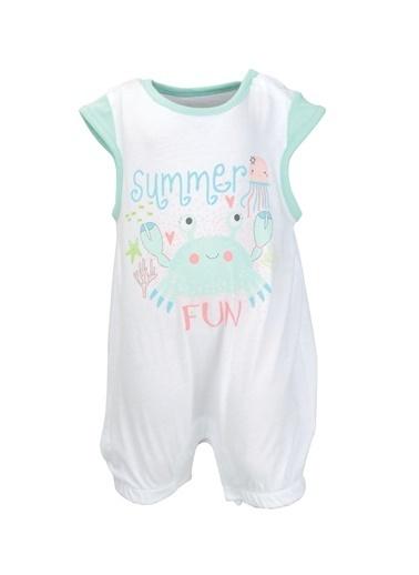 Mininio Beyaz Summer Fun Tulum (3-18ay) Beyaz Summer Fun Tulum (3-18ay) Beyaz